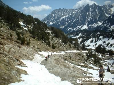 Multiaventura - Parque Nacional de Aigüestortes; rutas senderismo sierra de madrid